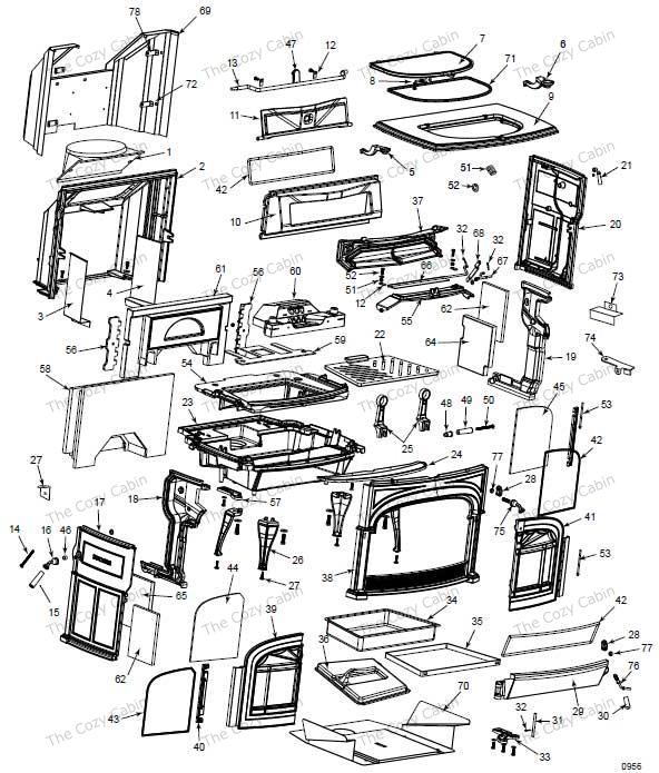 Encore N/C - VermontCastings Parts - Online Parts Store for